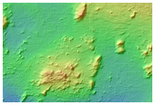 Possible MSL Rover Landing Site Eberswalde Crater