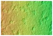 Starburst Araneiform Terrain