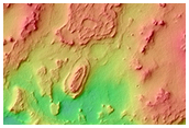 Possible MSL Landing Site in Northeast Syrtis Major