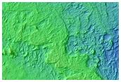 Change Detection in Aeolis Planum