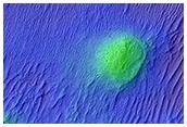 Possible Chloride Exposure in Dune Materials in Noachis Terra