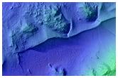 Possible Hematite in Capri Chasma