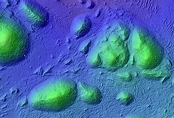 Possible Future Mars Landing Site of 2018 Joint Rover