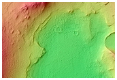 Syrtis Major Terrain Sample