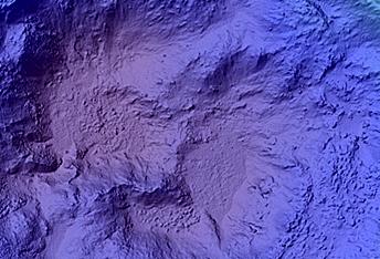 Recent 6-Kilometer Diameter Crater in Northern Plains