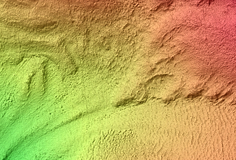 Impact Monitoring Site in Phlegra Montes