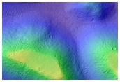 Crater Fault in Margaritifer Terra