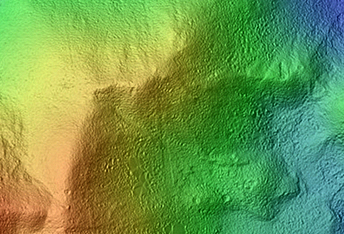 The Lowest Point of Osuga Valles