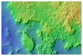 Proposed Landing Site for ExoMars Rover at Aram Dorsum