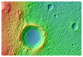 Candidate ExoMars Landing Site in Hypanis Valles
