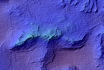 Layered Terrain in Nili Fossae