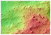 Proposed MSL Site in Nili Fossae Trough