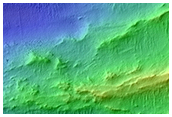 A Human Bird's Eye View of Mars