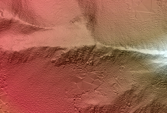 Stratigraphy Exposed in Ius Chasma