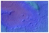 Relatively Light-Toned Deposits in Shalbatana Vallis