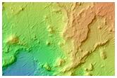 Layers in Uzboi Vallis
