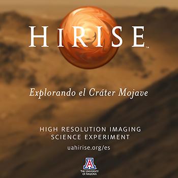 Explorando el Cráter Mojave