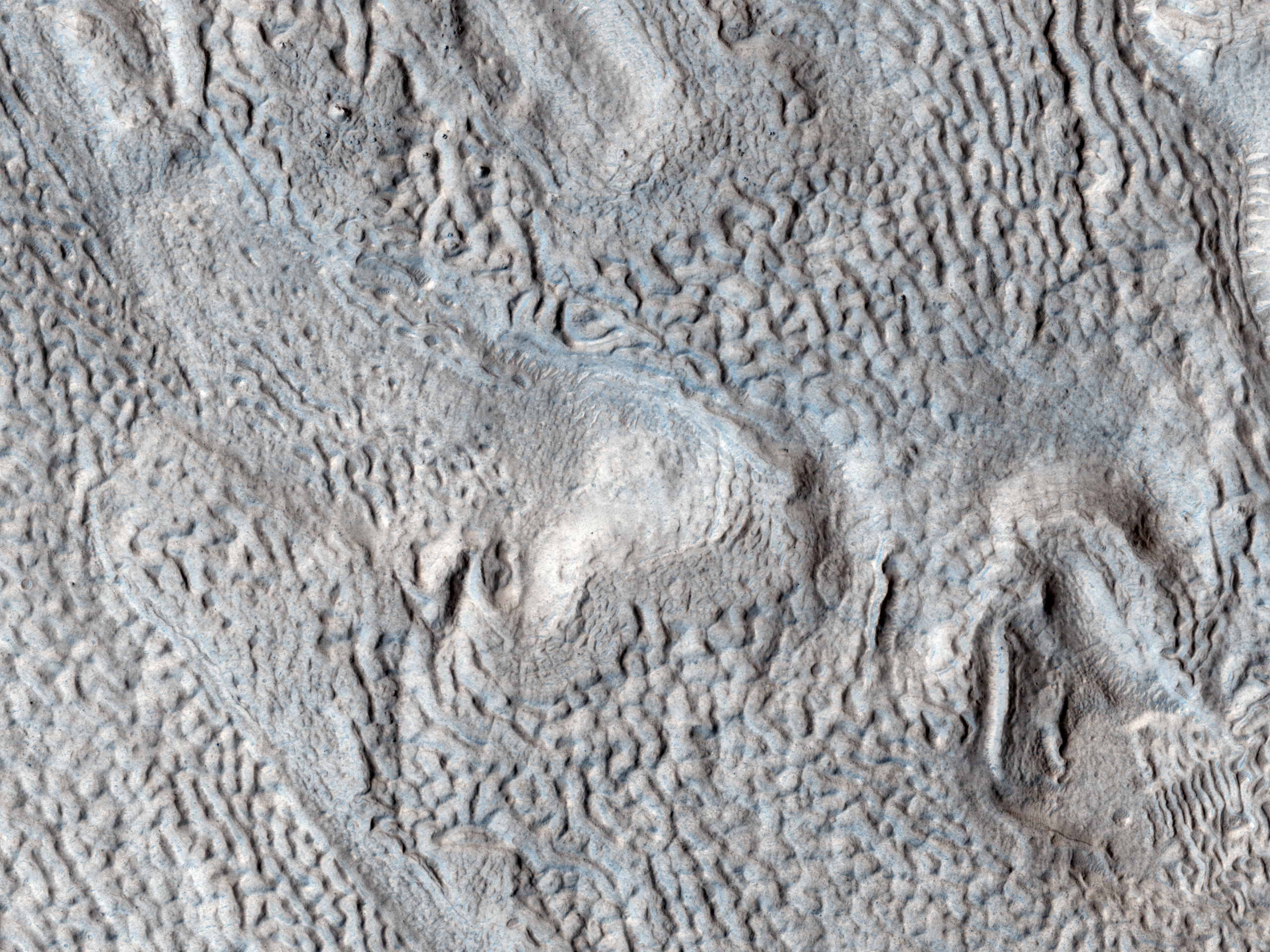 Ridges and Grooves