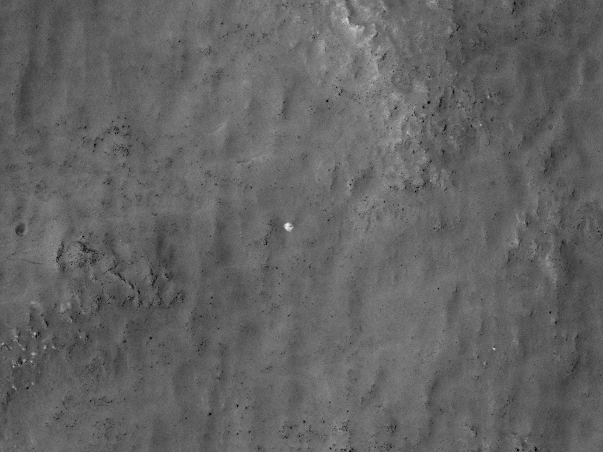 Μπορεί να είναι αυτή η Σοβιετική Άκατος Mars 3;