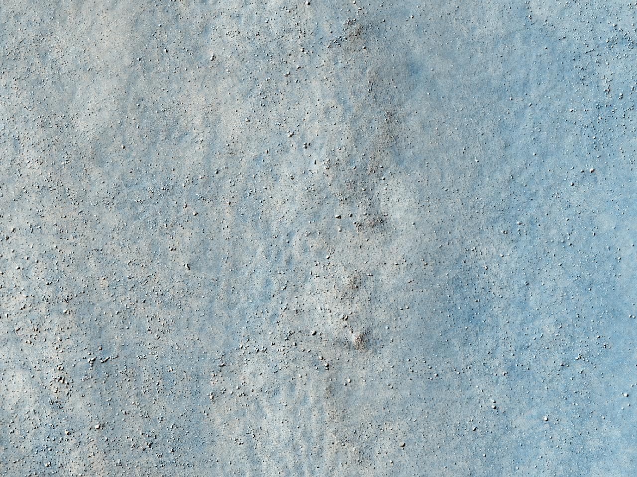 Solum crateris obsolefactum