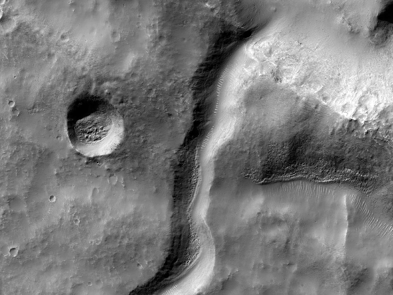 Valle in Icaria Planum
