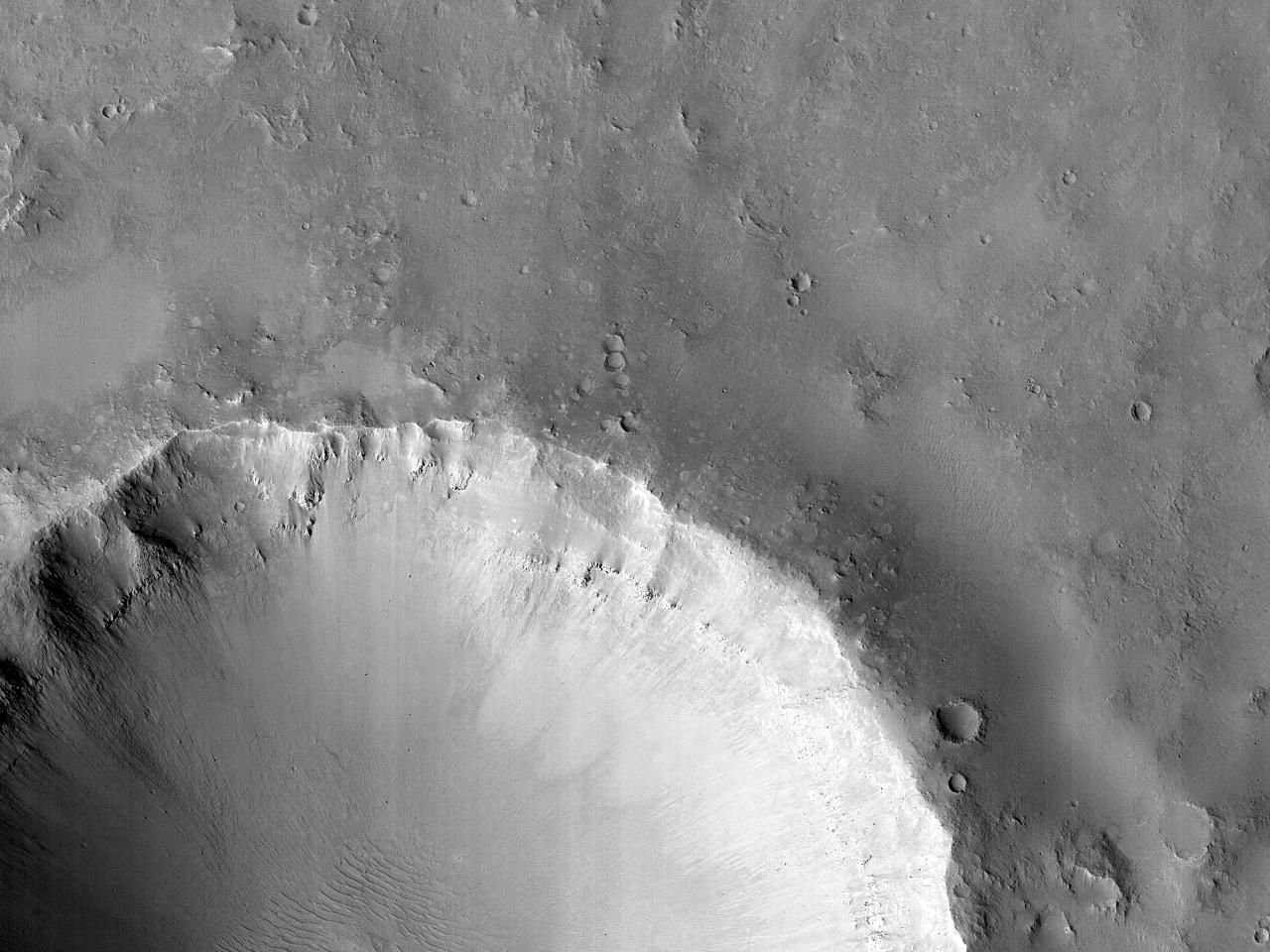 Posibilă zonă de aterizare pentru misiunea ExoMars