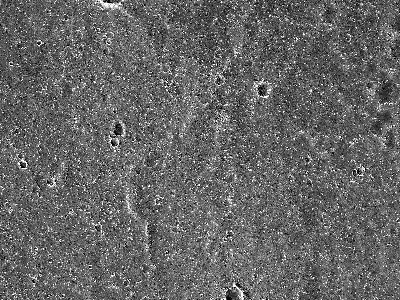 Posibil loc de aterizare pentru Misiunea NASA InSight