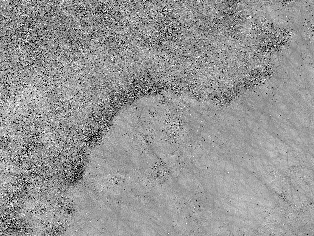 Рельеф земли Terra Cimmeria