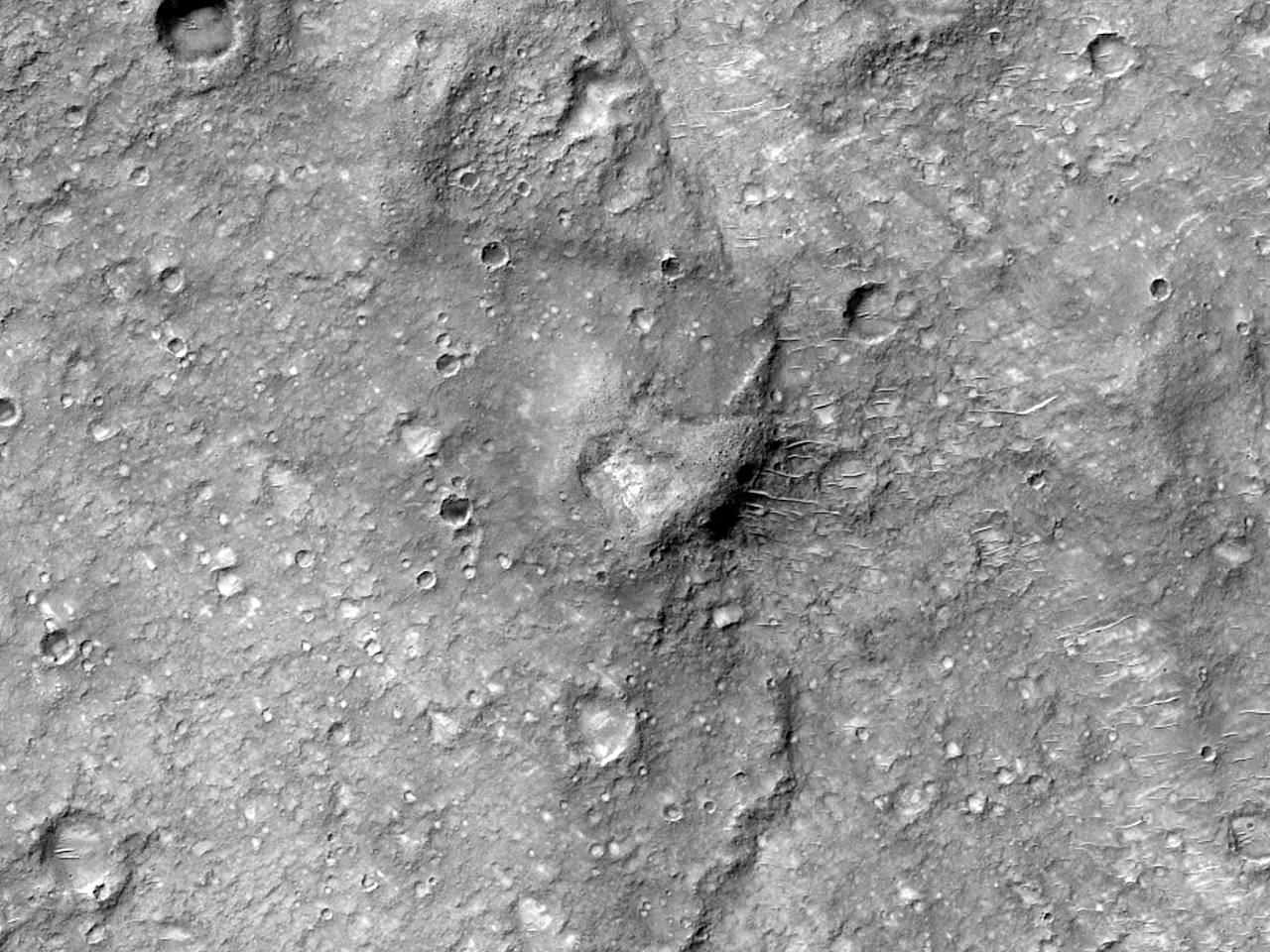 Sit posibil de aterizare pentru misiunea Mars 2020, în craterul Gusev