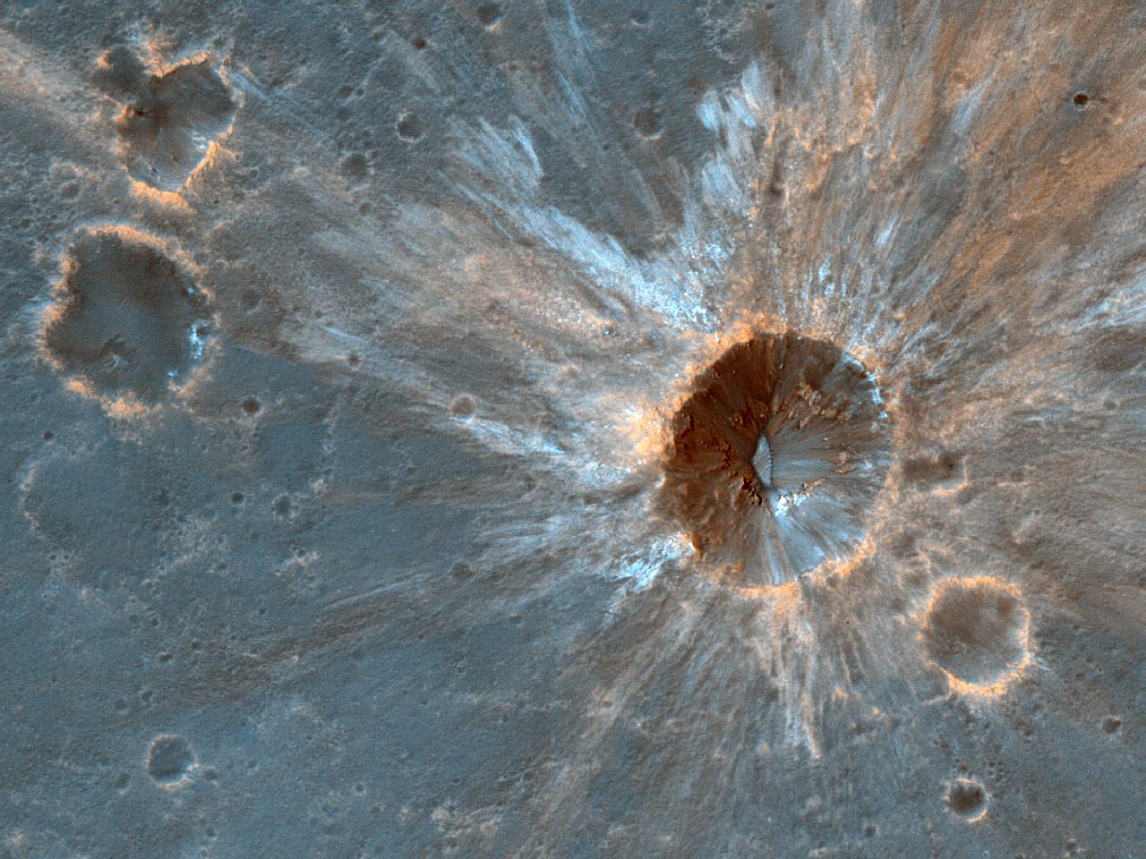 Posibil sit de aterizare* pentru ExoMars, în Mawrth Vallis