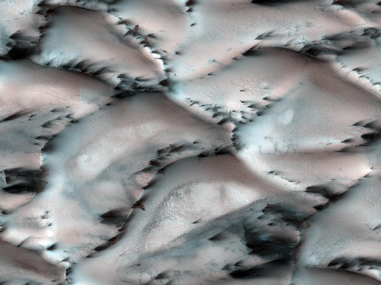 Dune de gips