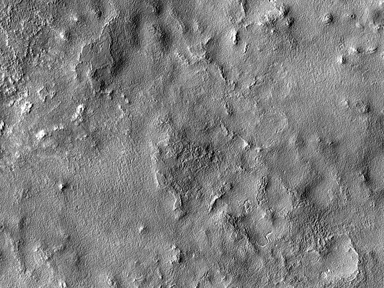 Terenla Vest de Erebus Montes