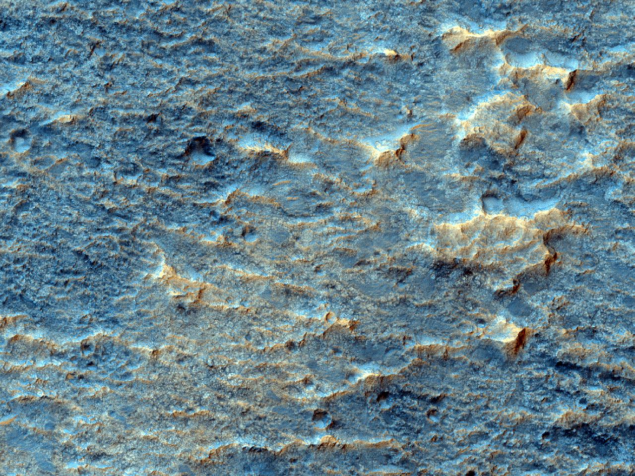 Sit de aterizare propus pentru ExoMars în Oxia Palus