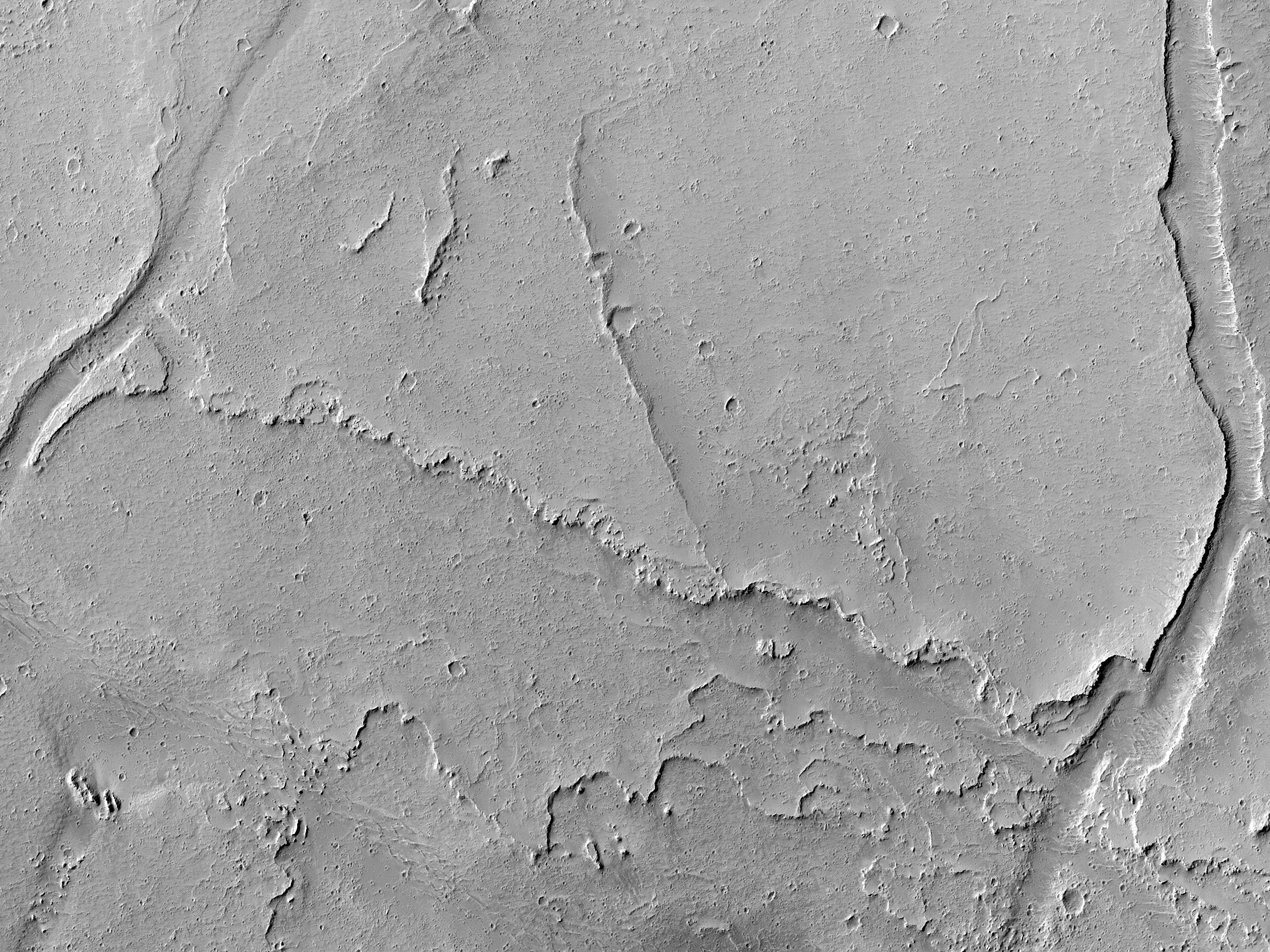 Fonte di flusso di lava all