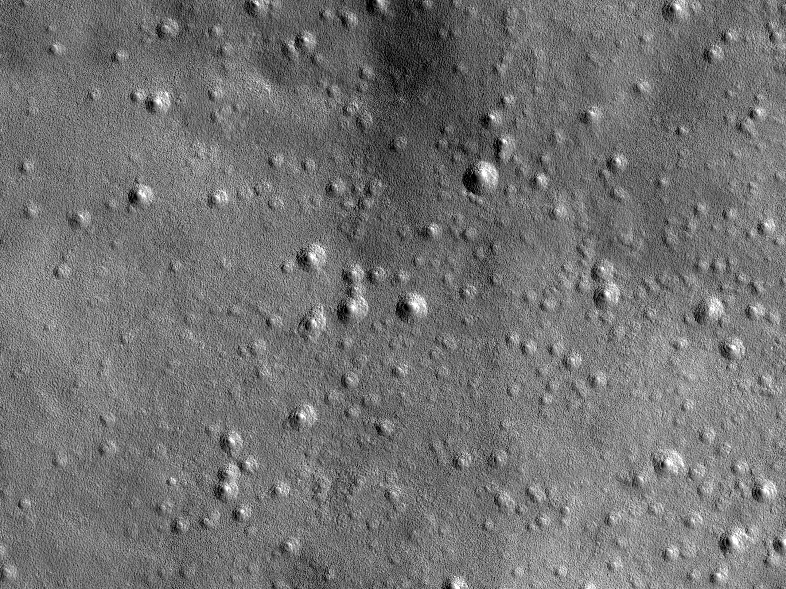 Expanded Craters
