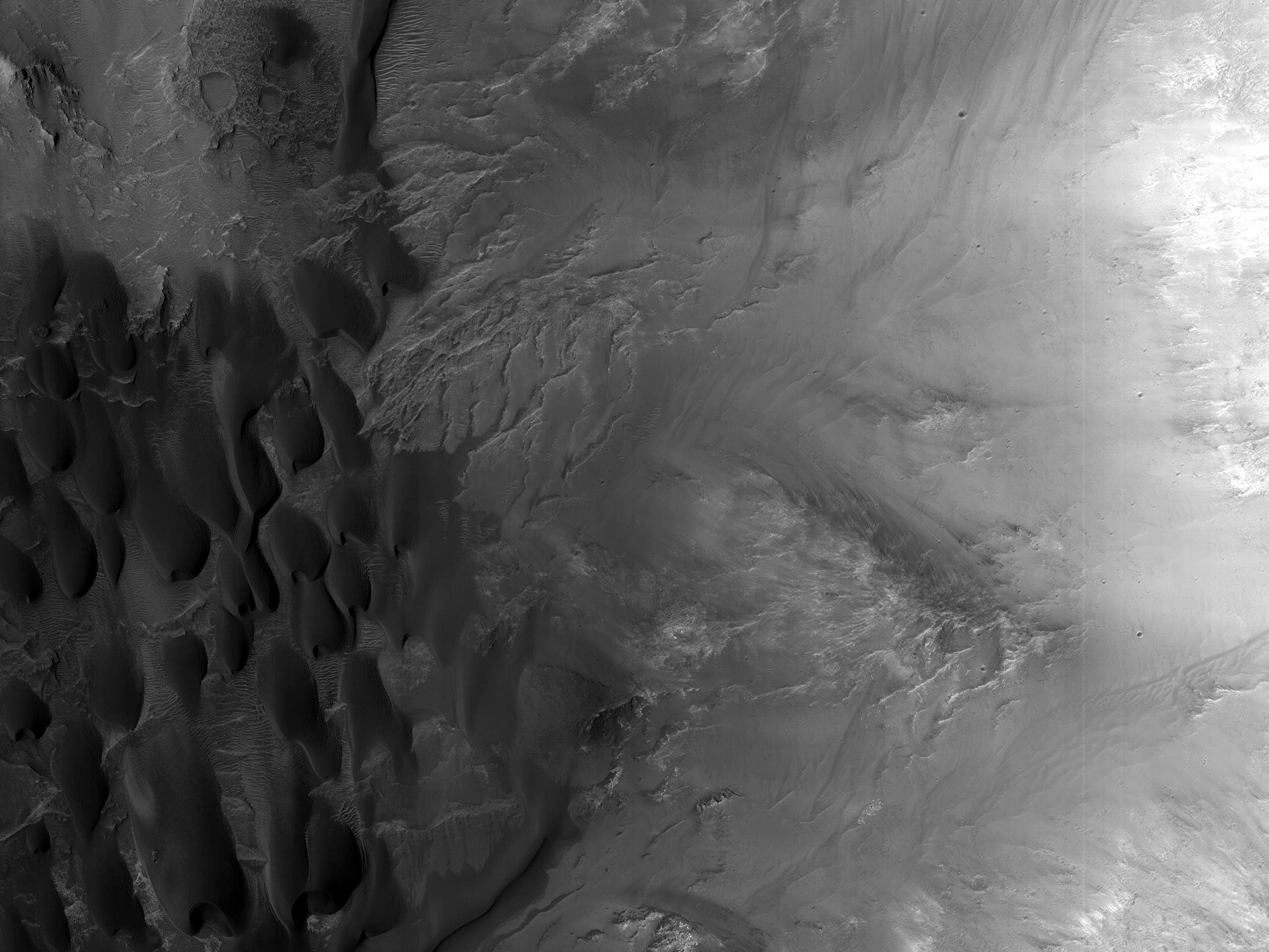 Dulovo Crater Dunes