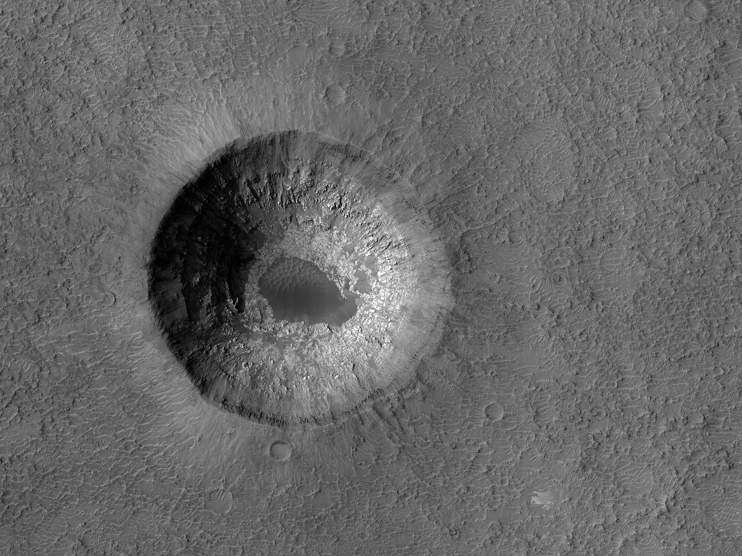 Here's Looking at You, Mars