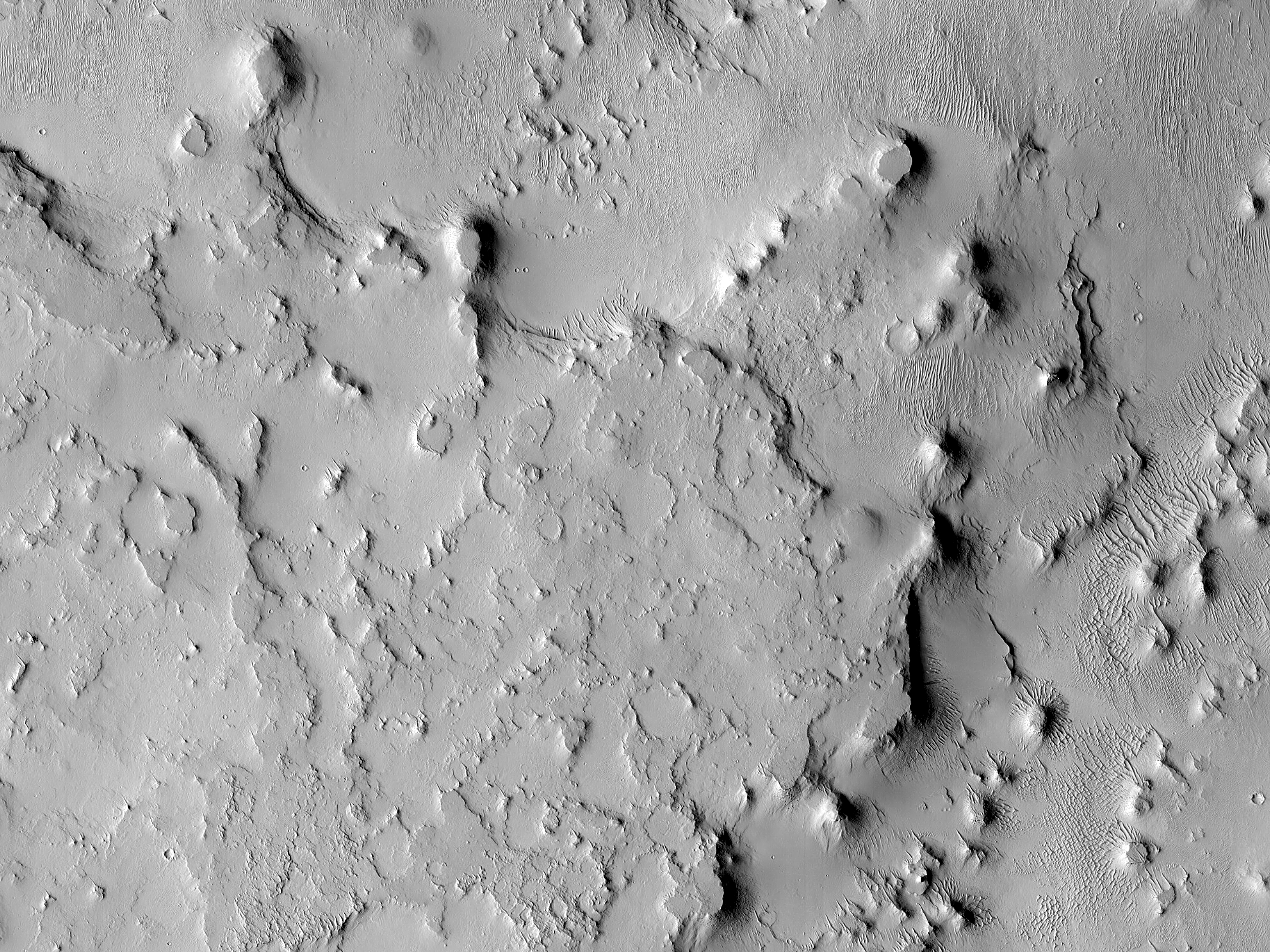 Cliffs and Stratified Features