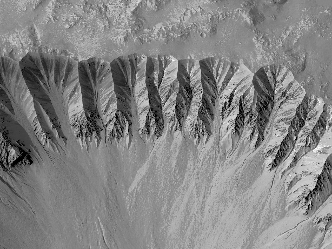 Monitoring Gullies in Gasa Crater