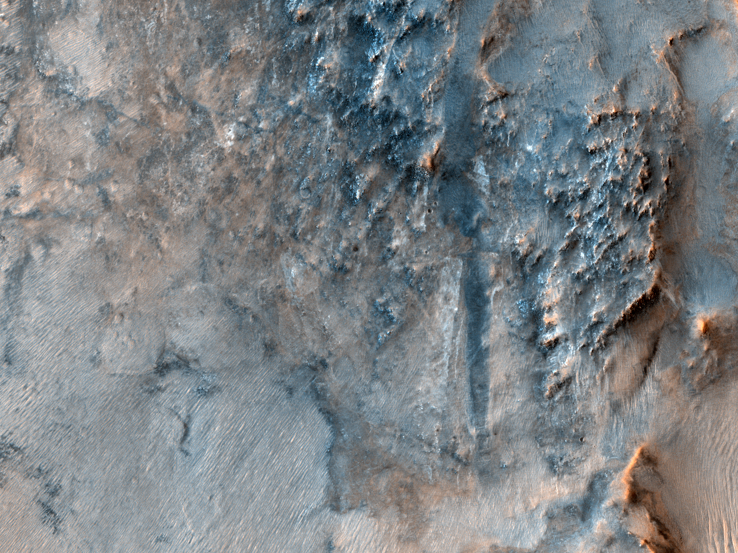 The Bedrock Riddles of Nili Fossae