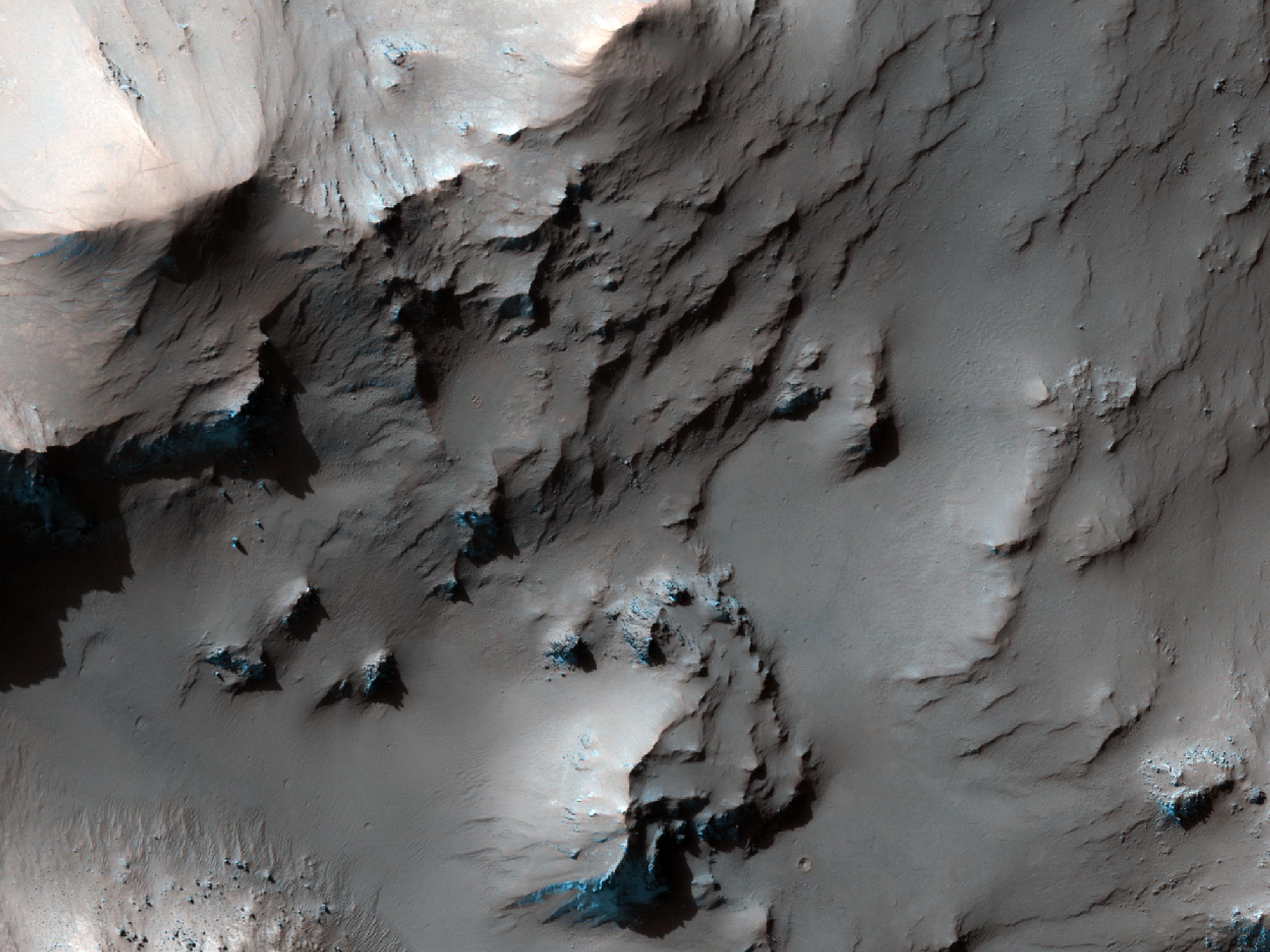 Well-Exposed in Noachis Terra