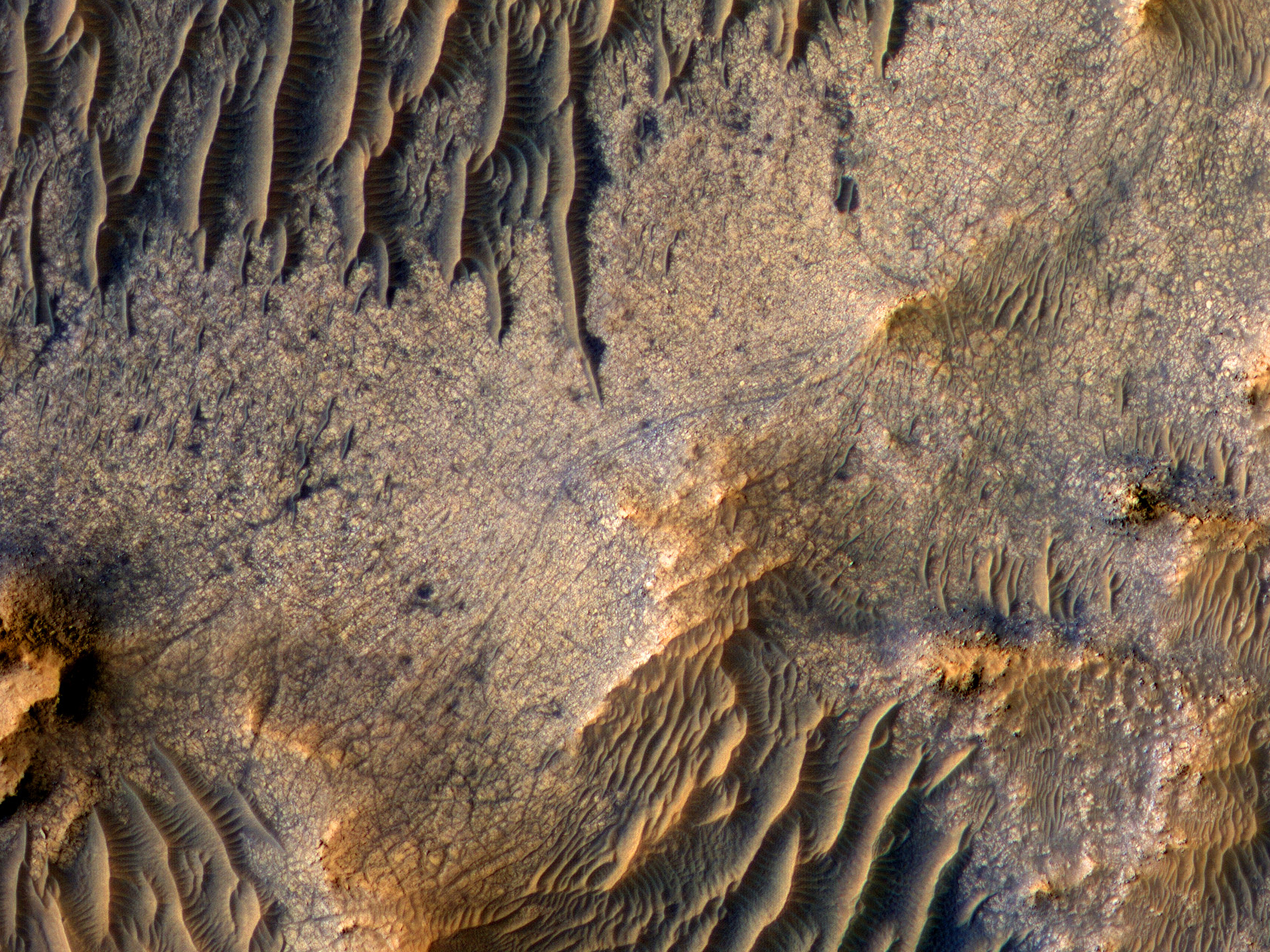 A Possible Landing Region for a Future Mars Sample Return