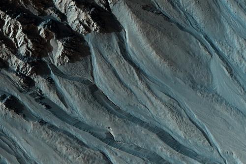 Spectacular Gullies Near Gorgonum Chaos