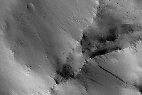 Sample of the Olympus Mons