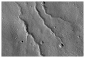 Cratered Plains Near Bosporos Rupes