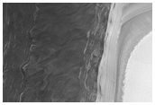 North Polar Layered Deposits and Basal Unit Stratigraphy