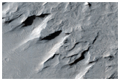 Layers in a Central Mound in Gale Crater