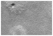 Possible Phoenix Lander Landing Site