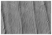 Edge of Arsia Mons Aureole