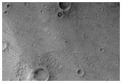 Mars Exploration Rover Spirit Landing Site at Gusev Crater